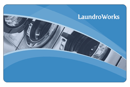 Laundry Card System for Payment and Machine Management - Laundroworks